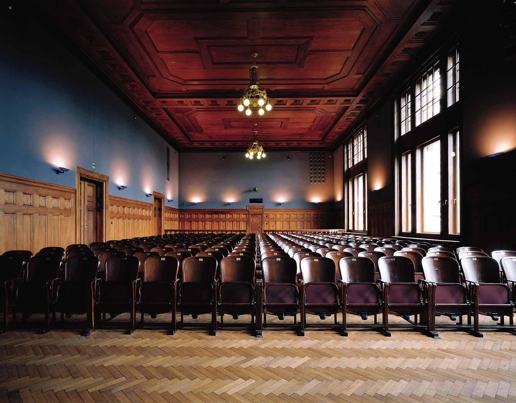 Vortragssaal MAK Biz Wien