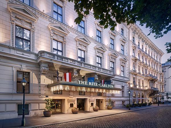 The<br>  Ritz-Carlton Vienna